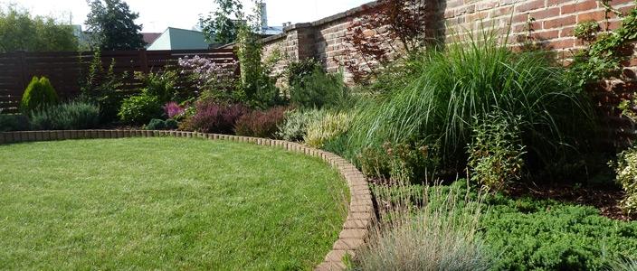 zahrada je hlasem přírody, ...